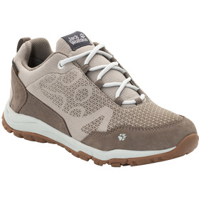 Jack Wolfskin Activate XT Texapore Low Shoes Women siltstone